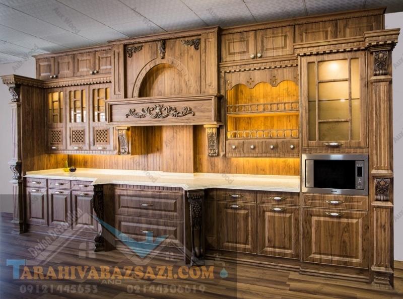 خرید کابینت آشپزخانه در شهرک غرب ارزان