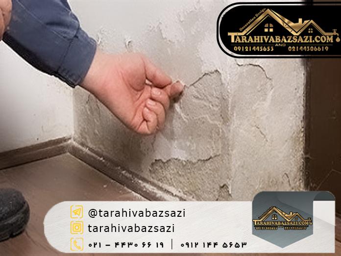 چرا بازسازی ساختمان | بازسازی ساختمان | رفع خرابی ساختمان