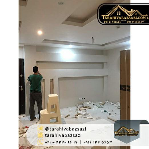 خدمات بنایی ساختمان | خدمات بازسازی ساختمان در تهران